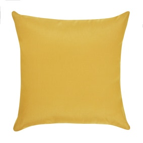 Ochre Water Resistant Cushion