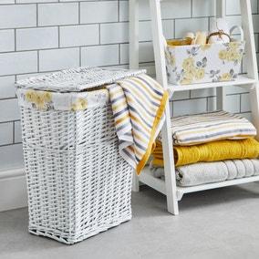 Ashbourne Wicker Laundry Basket