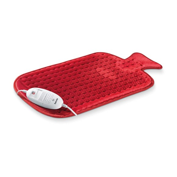 Beurer Not A Hot Water Bottle HK44 Heat Pad Red
