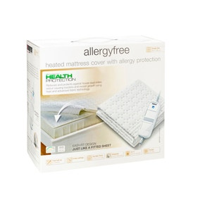 Monogram by Beurer Anti Allergy Electric Blanket