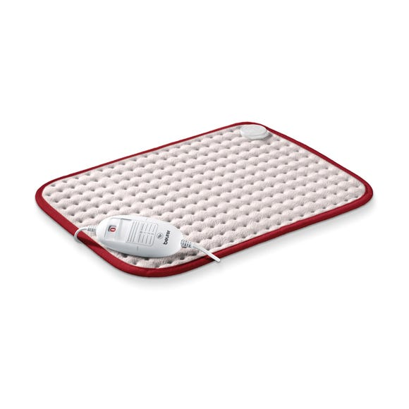 Beurer Luxury Comfort Heat Pad Red