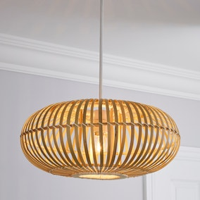 Abrielle Bamboo Easy Fit Pendant