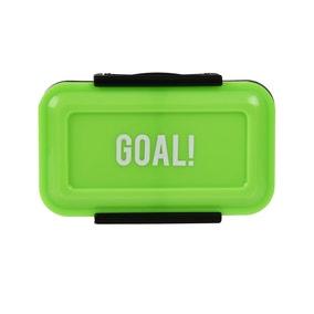 Polar Gear Goal Split Compartment Plastic Snack Lunch Box