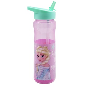 Disney Frozen Shimmer 600ml Plastic Water Bottle
