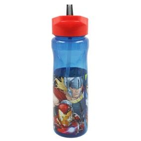 Marvel Avengers Classic 600ml Plastic Water Bottle