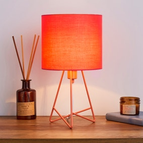 Mini Hester Coral Table Lamp