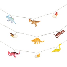 Roar Dinosaur String Lights