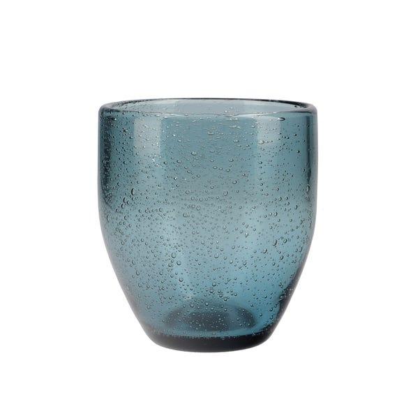 Zen Blue Tumbler Glass Blue