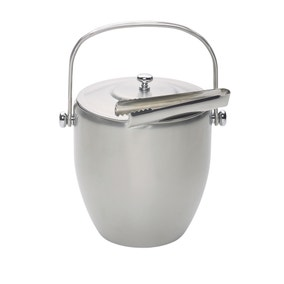 BarCraft Stainless Steel Ice Bucket