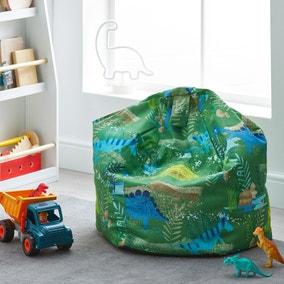 Roar Dinosaur Bean Bag