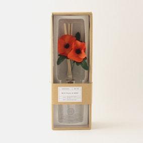 Churchgate Poppy 200ml Diffuser