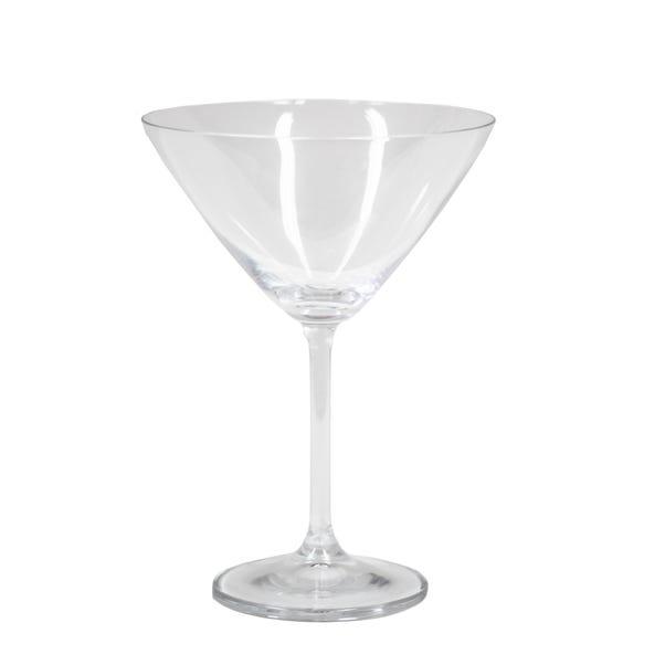Martini Glass Clear