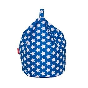 Blue Stars Bean Bag
