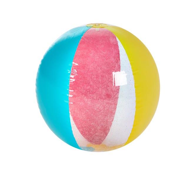 Multicoloured Beach Ball Multi Coloured