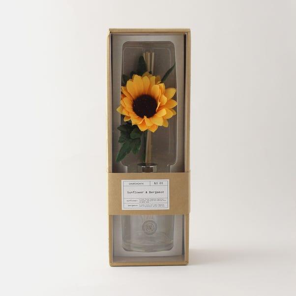 Churchgate Sunflower 200ml Diffuser MultiColoured