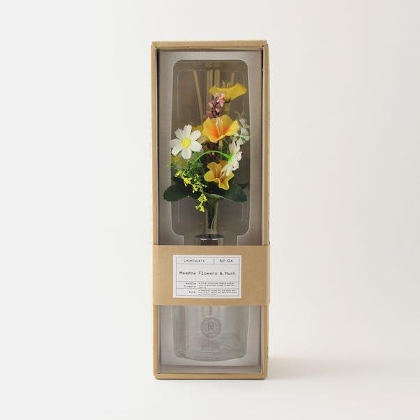 Churchgate Wild Flower 200ml Diffuser MultiColoured