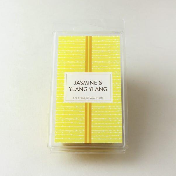 Wax Melts Jasmine Ylang Yellow