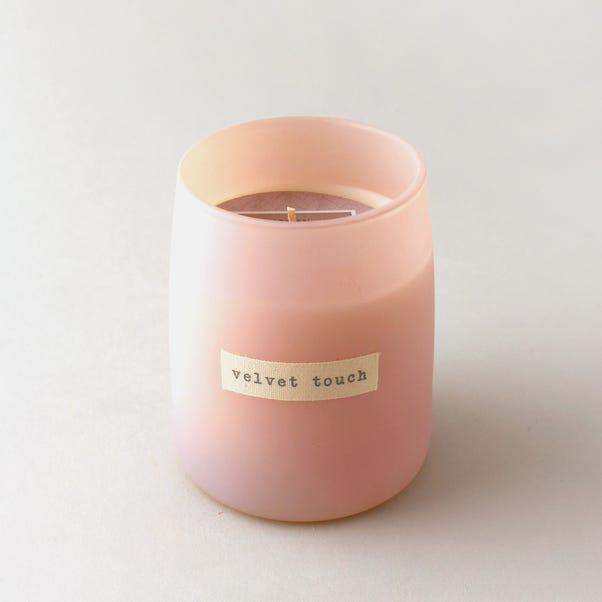 Hygge Blush Pink Candle Pink