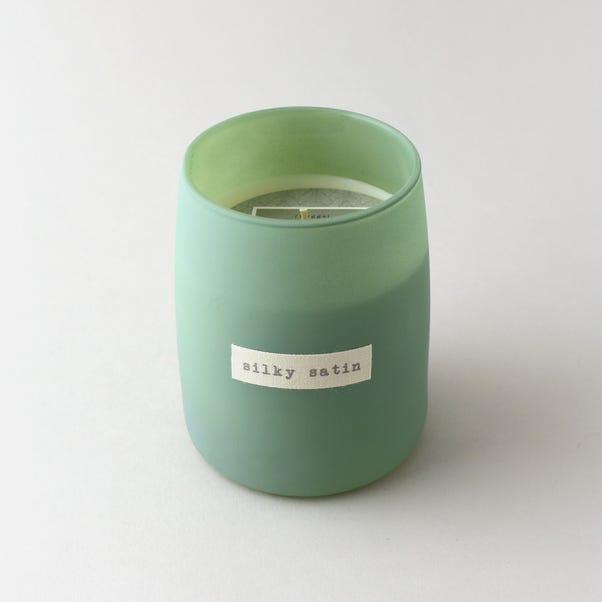 Hygge Eucalyptus Candle Green