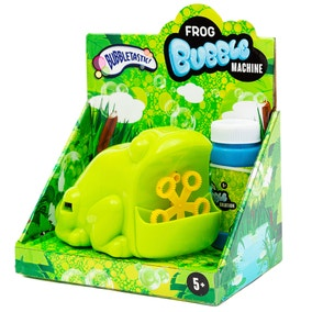 Green Bubble Frog
