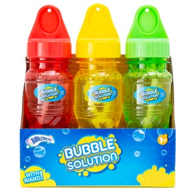 3 Pack of Bubbles