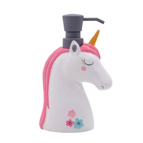 Unicorn Soap Dispenser