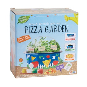 Grow Your Own Pizza Garden