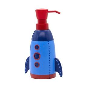 Space Rocket Soap Dispenser