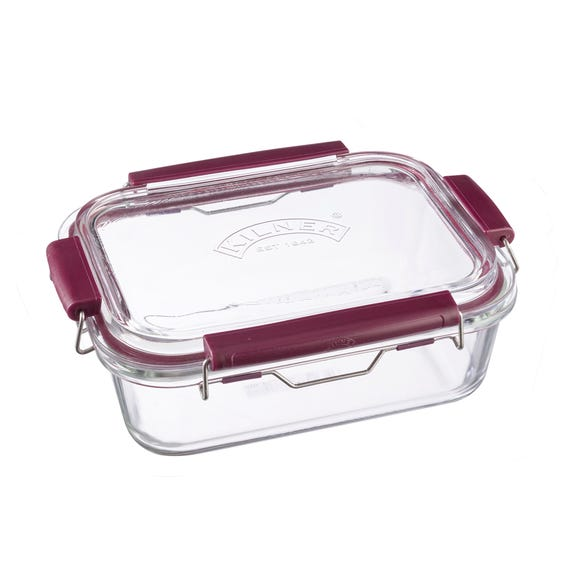 Kilner 1.7L Fresh Food Storage Container Clear
