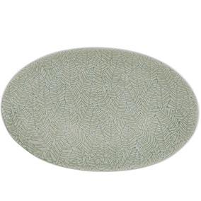 Reactive Leaf Serving Platter