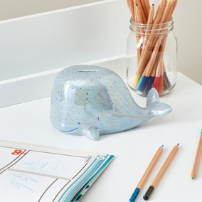 Whale Money Box