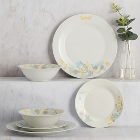 Meadow 12 Piece Dinner Set