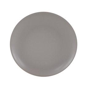 Stoneware Grey Side Plate