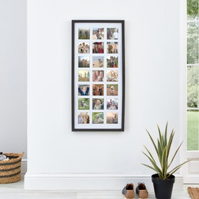 XL Grey Multi App Photo Frame