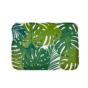 Bamboo Leaf Large Print Tray