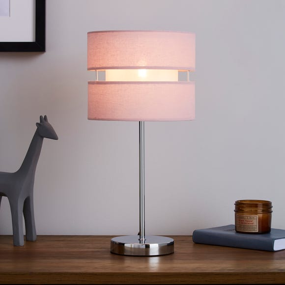 Frea Pink Table Lamp Pink