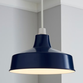 Stern Navy Easy Fit Pendant