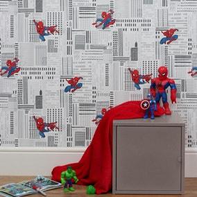 Disney Marvel Spider-Man Wallpaper