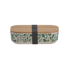 Typhoon Bamboo Fibre Leaf Lunch Box