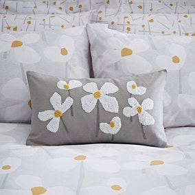 Elements Lena Embroidered Boudoir Cushion