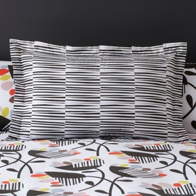 Elements Tala Black Oxford Pillowcase