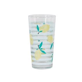 Lemons Yellow Glass