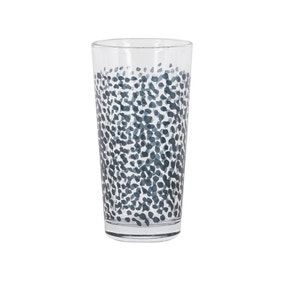Leopard Animal Print Glass