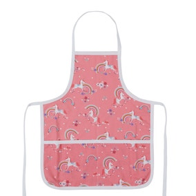 Kids Unicorn Apron