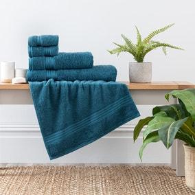 Egyptian Cotton Peacock Towel