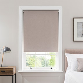 Luna Pebble Blackout Roller Blind