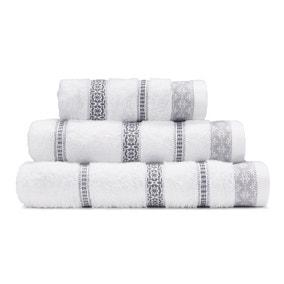 Alaya Grey Towel