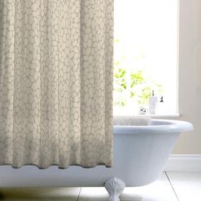 Pebble Shower Curtain