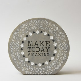 Make Today Amazing Ornament