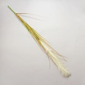 Artificial Pampas Grass Single Spray 130cm